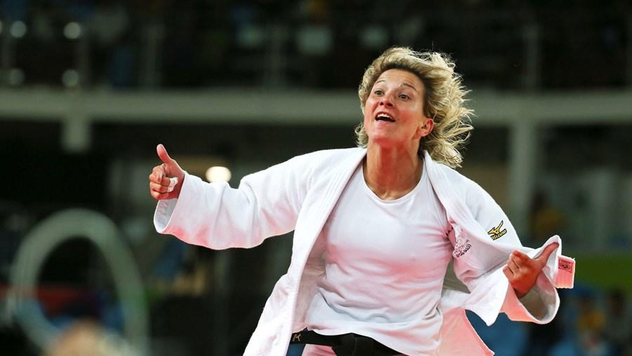 Telma Monteiro garantiu a 24ª medalha portuguesa em Jogos Olímpicos