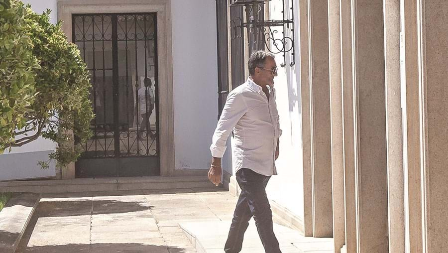 O arguido Manuel Augusto dos Santos disse que se tratou de um acidente que podia acontecer a qualquer um