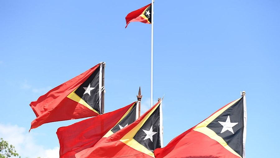 Bandeira de Timor-Leste
