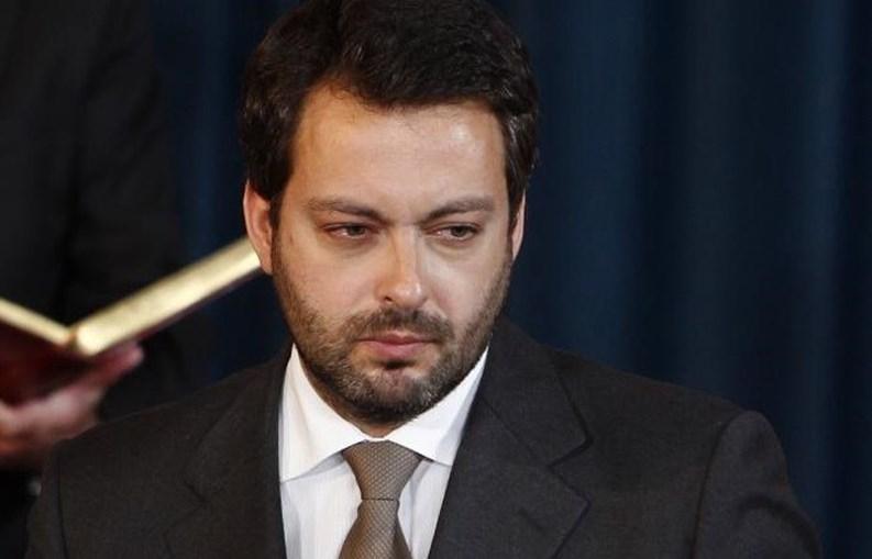O secretário de Estado do Emprego, Miguel Cabrita