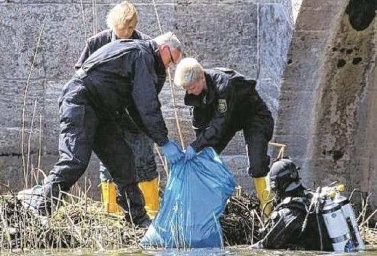 Corpo de portuguesa, encontrado em abril, estava desmembrado