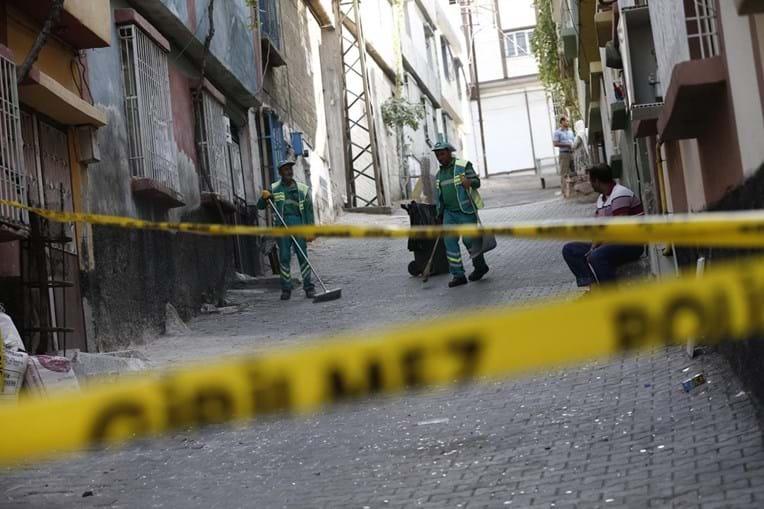 Ataque em festa de casamento na Turquia