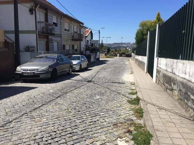Crime aconteceu na rua Padre Domingos Baião, em Baguim do Monte, Gondomar