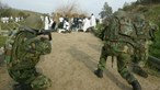 Dois militares do curso de Comandos continuam internados