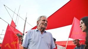 """Jerónimo diz que Festa do Avante! não é um festival e que comunistas """"são muito criativos"""""""