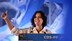 """Cristas diz que PSD e CDS """"têm estratégias próprias"""""""