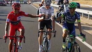 Nairo Quintana vence Volta a Espanha pela primeira vez