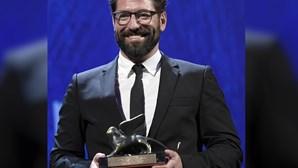 Ministro da Cultura felicita Nuno Lopes por prémio em Veneza
