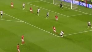 Benfica empata em casa com o Besiktas (1-1)