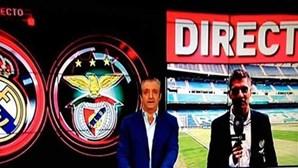 Canal espanhol confunde Sporting com o Benfica