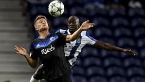 As melhores imagens do FC Porto - Copenhaga