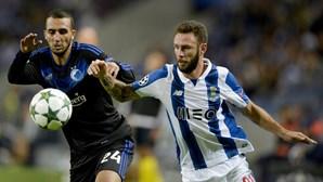 FC Porto empata em casa com o Copenhaga