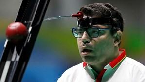 José Macedo conquista bronze em boccia BC3