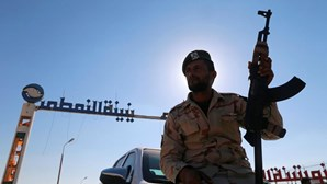 Dois italianos raptados na Líbia