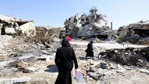 Síria a ferro e fogo após o fim da trégua