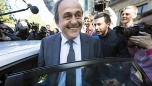 UEFA poderá ter que indemnizar Platini
