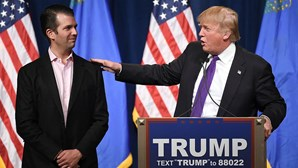 Filho de Trump compara refugiados a doces estragados