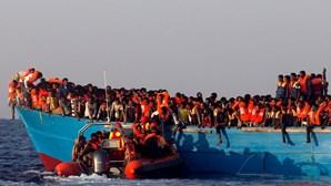 Mais de 300 mil tentaram chegar à Europa em 2016