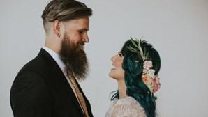 Paraplégica anda no dia do casamento