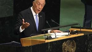 Marcelo diz ser um dever eliminar o Daesh