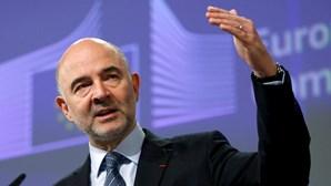 "Moscovici vê economia portuguesa ""mais forte"""