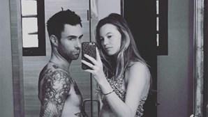 Adam Levine já foi pai
