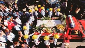 Tribunal exige 1428 euros a filha de bombeira morta em serviço