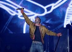 Com 85 mil espectadores, a noite em que os Maroon 5 de Adam Levine atuaram foi a mais concorrida do Rock in Rio