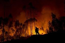 Há mais de dois dias que os bombeiros combatem fogos em Trás-os Montes