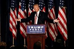 Trump quer aumentar consideravelmente as despesas com militares