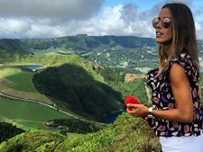 Carolina Patrocínio, Açores, corpo, tonificado, ginásio, forma