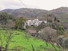Casa da Torre, em São Cipriano, que inspirou Eça de Queiroz para o romance 'A ilustre casa de Ramires'