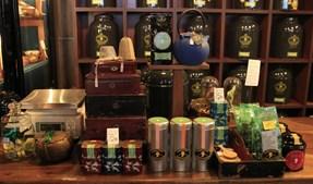 Chá branco dos Açores já embalado e à venda