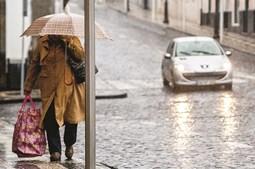 chuva, granizo, País, tempo, metereologia