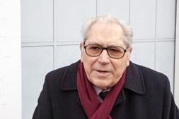O autor da lei que criou o Serviço Nacional de Saúde António Arnaut