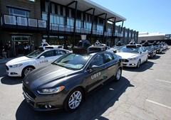 A Uber apresentou os seus modelos de automóvel autónomo em Pittsburgh, nos EUA