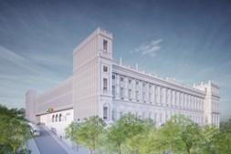 Projeto do Palácio da Ajuda