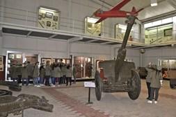 Lisboa: um museu que percorre todas  as guerras que o País viveu