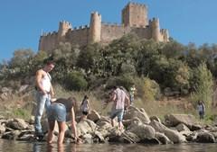 Vila Nova da Barquinha: o castelo romântico que os Templários tomaram no Tejo