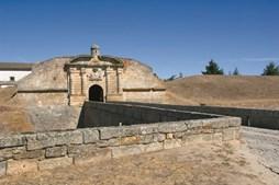 Almeida: a estrela que defendeu  a fronteira portuguesa