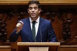 Vice-presidente da bancada do PSD, António Leitão Amaro