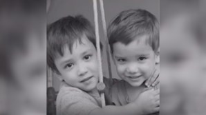 Meninos tinham três e quatro anos