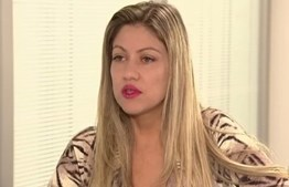 Juliana Paes, a mãe das crianças