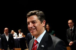 O ministro da Economia, Manuel Caldeira Cabral