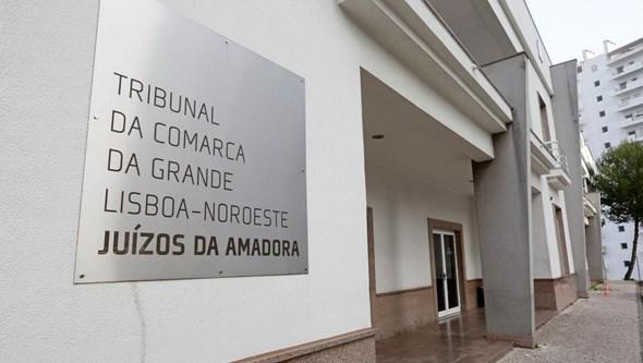 Dois procuradores infetados com Covid-19 no Tribunal da Amadora