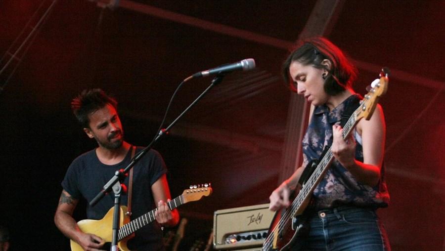 """Festival vai mostrar """"O Dia em Que a Música Morreu"""", filme de Bruno Ferreira com a banda portuguesa Linda Martini"""