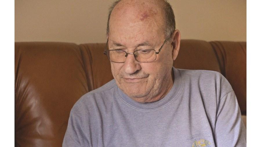 Aníbal Santos Costa, 79 anos, saiu das Urgências do hospital sem insulina