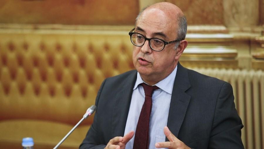O ministro da Defesa, Azeredo Lopes