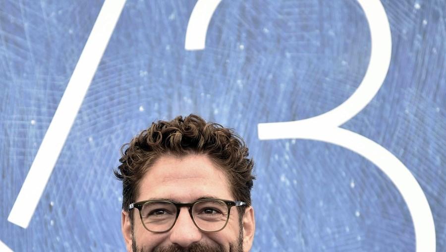 Nuno Lopes, 38 anos, foi o melhor ator da secção 'Horizontes' do Festival de Veneza