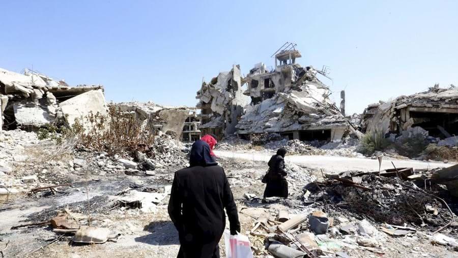 O exército declarou o fim do cessar-fogo na segunda-feira